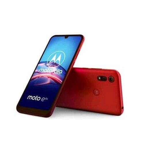 Motorola Moto E6s 4GB/64GB Dual SIM, Červený - SK distribúcia