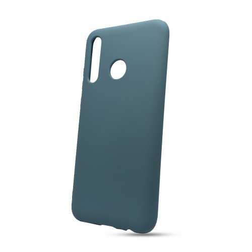 Puzdro Liquid Lite TPU Huawei P Smart 2019/Honor 10 Lite - sivo-modré