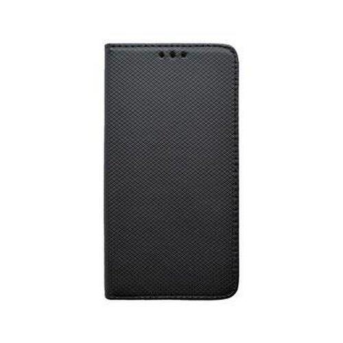 Samsung Galaxy S10 Lite čierna bočná knižka, vzorovaná