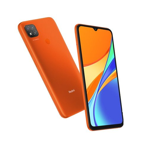 Xiaomi Redmi 9C NFC 2GB/32GB Dual SIM, Oranžový - SK distribúcia