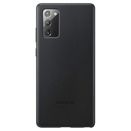 EF-VN980LBE Samsung Leather Cover pro N980 Galaxy Note 20 Black