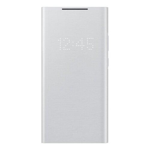 EF-NN985PSE Samsung LED Flipcover pro Galaxy Note 20 Ultra Silver