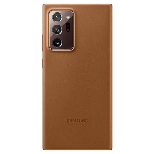 EF-VN985LAE Samsung Leather Cover pro N985 Galaxy Note 20 Ultra Brown