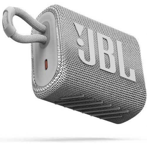 JBL GO3 Bluetooth reproduktor Biely