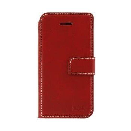 Molan Cano Issue Book Pouzdro pro Xiaomi Redmi Note 9 Red
