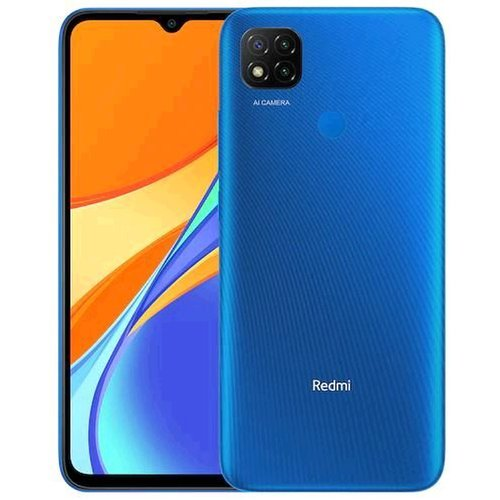 Xiaomi Redmi 9C NFC 2GB/32GB Dual SIM, Modrý - SK distribúcia