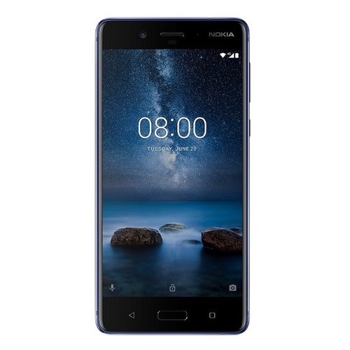 Nokia 8 Dual SIM 128GB Tempered Blue - Trieda A