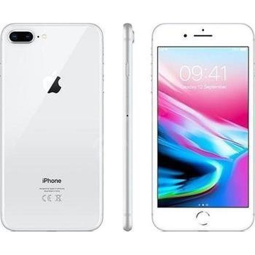 Apple iPhone 8 Plus 64GB Silver - Trieda A