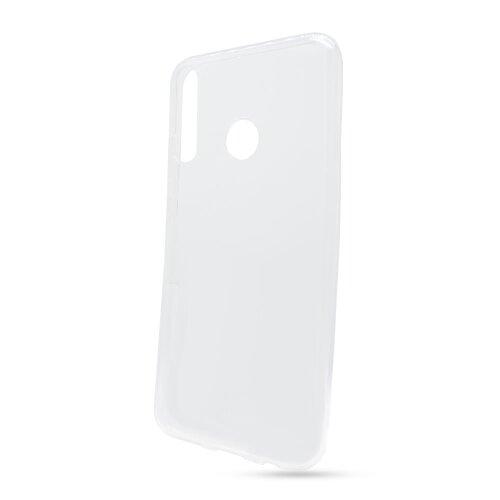 Puzdro NoName TPU 1mm Ultratenké Huawei P40 Lite E - transparentné