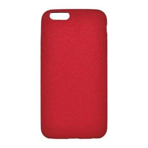 Iphone 6 červené gumené puzdro, Soft