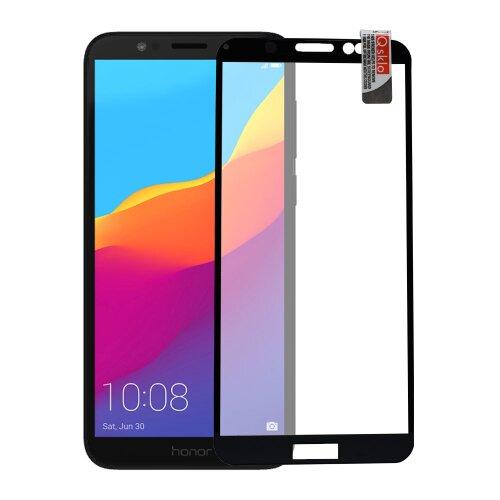 Ochranné sklo Q 9H Huawei Y5 2018/Honor 7S celotvárové - čierne