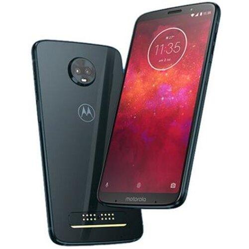 Motorola Moto Z3 Play Dual SIM 4GB/64GB Čierny - Trieda B