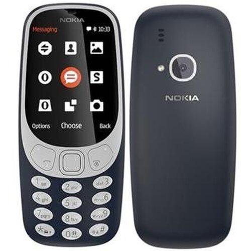 Nokia 3310 2017 Single SIM Dark Blue - Trieda C