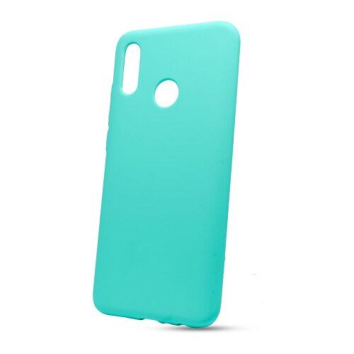 Puzdro Solid Silicone TPU Huawei P Smart 2019/Honor 10 Lite - zelené