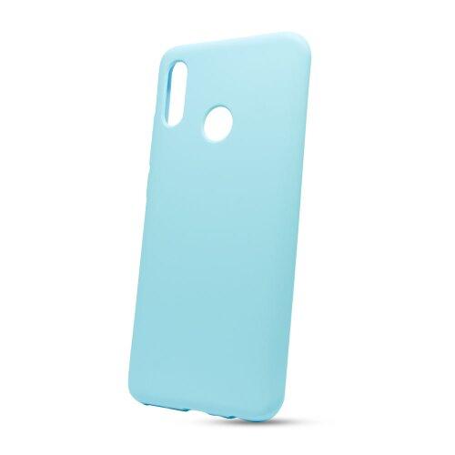 Puzdro Solid Silicone TPU Huawei P Smart 2019/Honor 10 Lite - svetlo modré