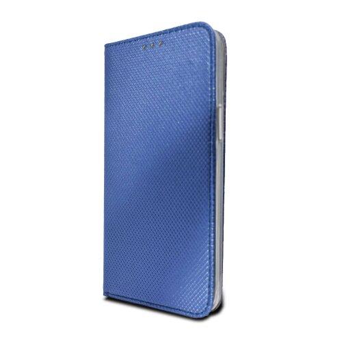 Samsung Galaxy A11 modrá bočná knižka, vzorovaná