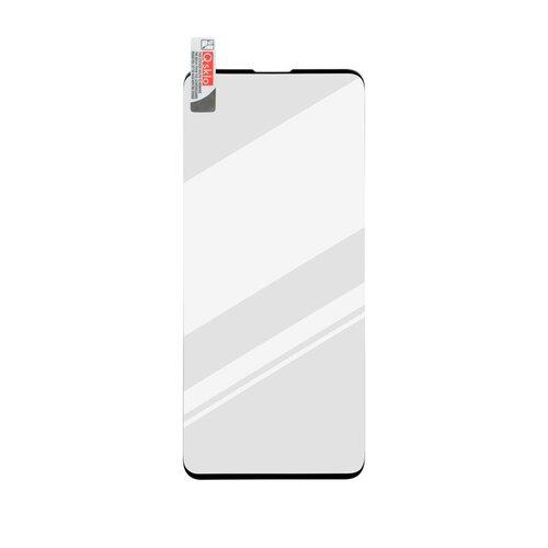 Motorola Edge Plus čierne 3D (fullcover) Q sklo