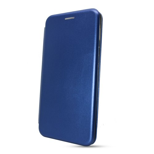 Puzdro Elegance Book Samsung Galaxy Note 20 N980 - tmavo modré