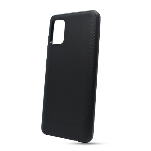 Puzdro Carbon Protect TPU Samsung Galaxy S20+ G985 - čierne
