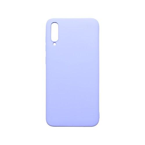 Silikónové puzdro Soft Samsung Galaxy A70 fialové