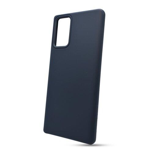 Puzdro Liquid TPU Samsung Galaxy Note 20 N980 - tmavo modré