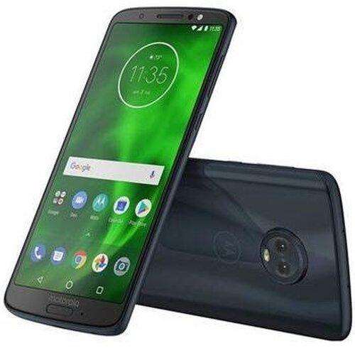 Motorola Moto G6 Play 3GB/32GB Dual SIM Modrý - Trieda B