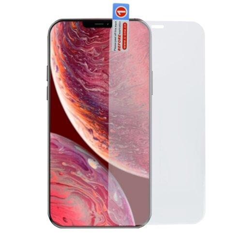 Ochranné sklo iPhone 12 Mini (5.4) X-one Asahi Glass tvrdosť H9 0,3 mm
