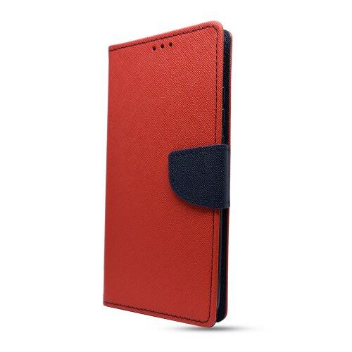 Puzdro Fancy Book Samsung Galaxy M11 M115/A11 A115 - červeno-modré