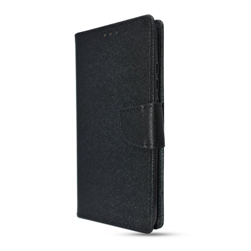 Puzdro Fancy Book Samsung Galaxy M11 M115/A11 A115 - čierne