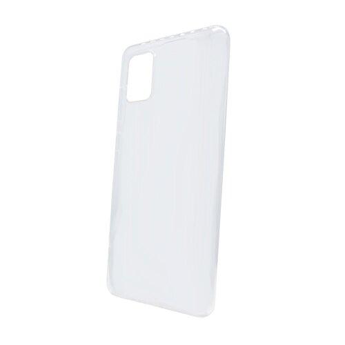 Motorola TPU ochranné púzdro pre G9 Plus, BULK, transparentné