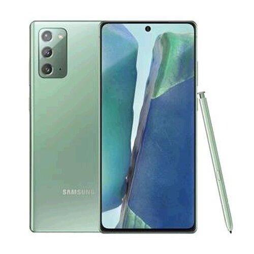Samsung Galaxy Note 20 8GB/256GB N980F Dual SIM Mystic Green Zelený