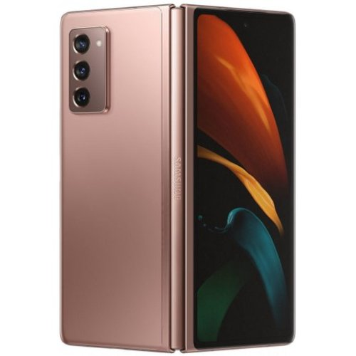 Samsung Galaxy Z Fold 2 5G 12GB/256GB SM-F916B Mystic Bronze