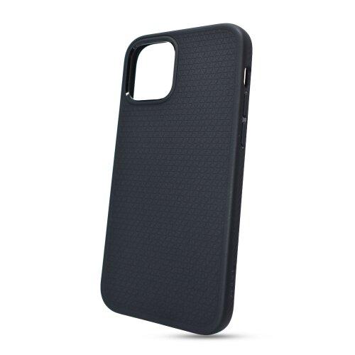 Puzdro Spigen Liquid Air iPhone 12/12 Pro - čierne