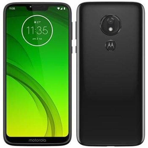 Motorola Moto G7 Power 4GB/64GB Dual SIM Ceramic Black Čierny - Trieda A