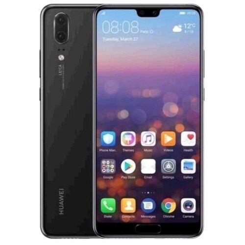 Huawei P20 4GB/128GB Single SIM Čierny - Trieda B