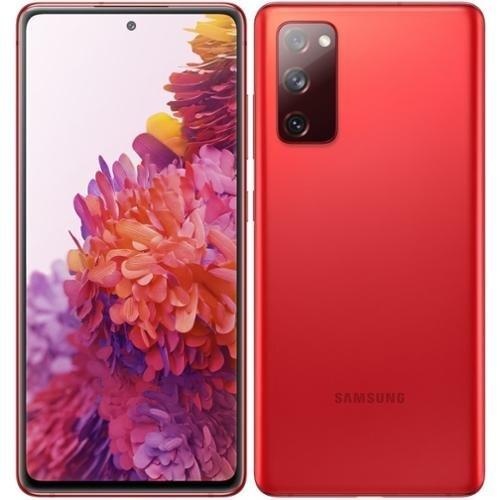 Samsung Galaxy S20 FE DUOS, 128GB, červená