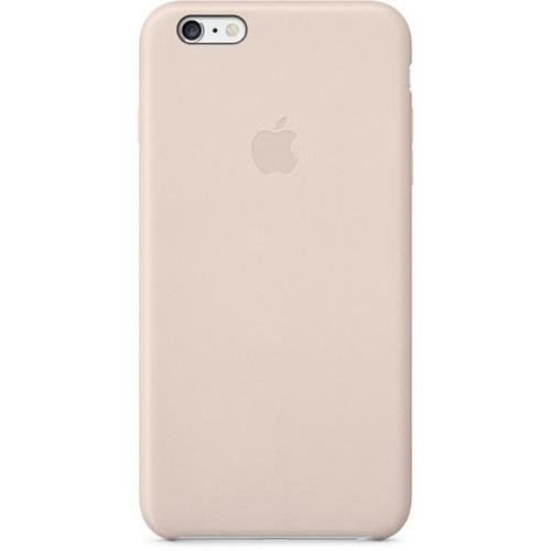 MGQW2ZM/A Apple Leather Cover Soft Pink pro iPhone 6/6S Plus