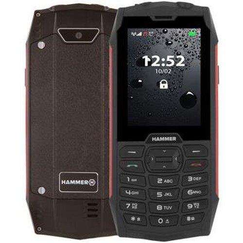 myPhone Hammer 4 Dual SIM Červený - Trieda C