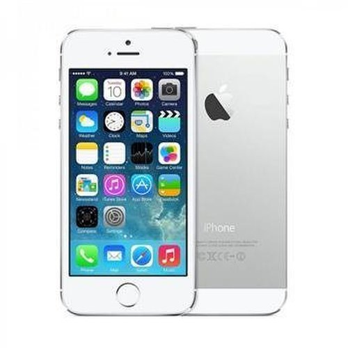 Apple iPhone 5S 32GB Silver - Trieda C