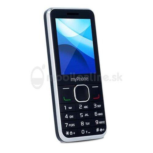 myPhone Classic Dual SIM Čierny - Trieda C