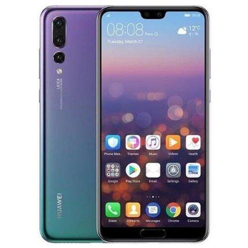 Huawei P20 Pro 6GB/128GB Single SIM Twilight Fialový - Trieda A