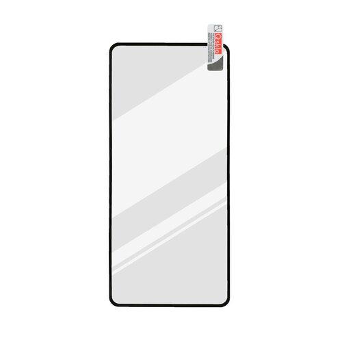 Ochranné Q sklo Huawei P40 čierne, 3D fullcover