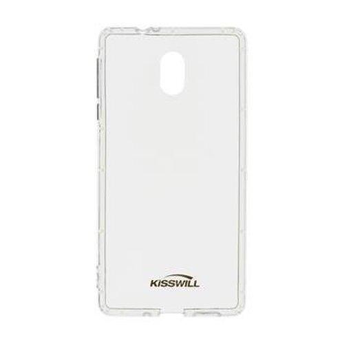Kisswill TPU Pouzdro pro Motorola G Pro Transparent