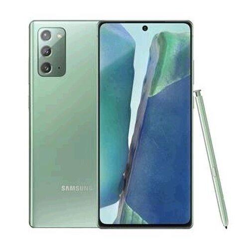 Samsung Galaxy Note 20 5G N981B 8GB/256GB Dual SIM Mystic Green Zelený - Trieda A