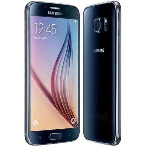 Samsung Galaxy S6 G920F 32GB Black Sapphire Čierny - Trieda C