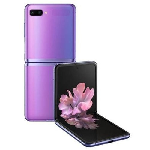 Samsung Galaxy Z Flip 8GB/256GB F700 Fialová