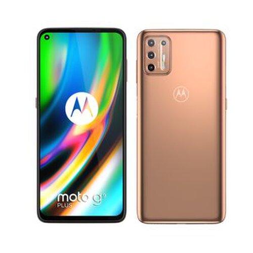 Motorola Moto G9 Plus 4GB/128GB Dual SIM Zlatý