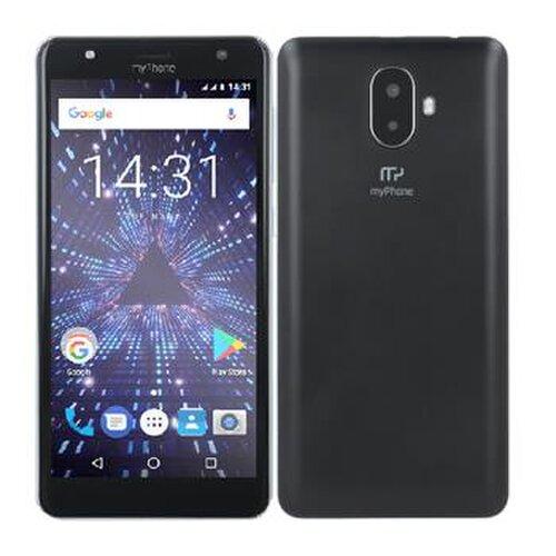myPhone Pocket 18x9 1GB/8GB Dual SIM, Čierny - Porušené balenie