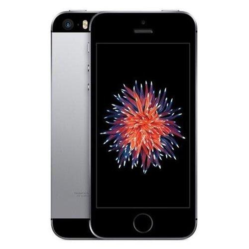 Apple iPhone SE 128GB Space Gray - Trieda D Rýchlo sa Vybíja
