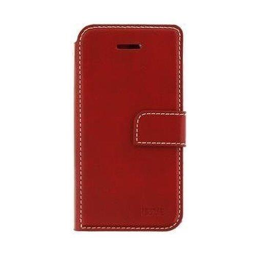 Molan Cano Issue Book Pouzdro pro Samsung Galaxy M51 Red